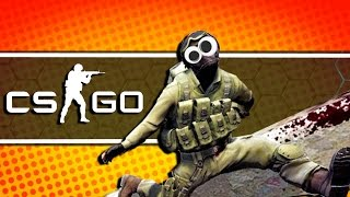 18+ 第二次玩, 被美女罵 !『Counter Strike: Global Offensive』有趣片段