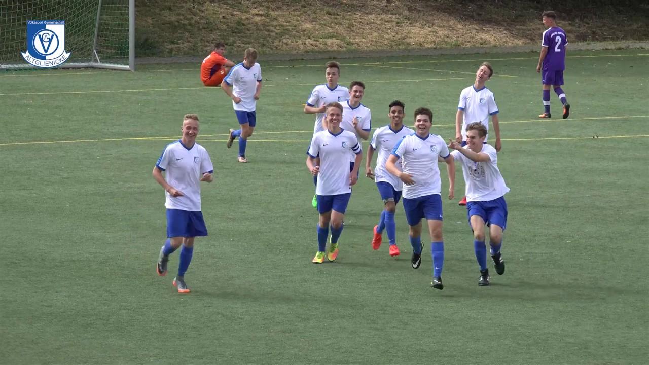 Vsg Altglienicke Vs Bsv Eintracht Mahlsdorf 1 A Junioren Landesliga St 2
