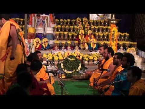 RudraGhanamParayanam - KumbhaAbhisekham-DwadasaJyotirlanga