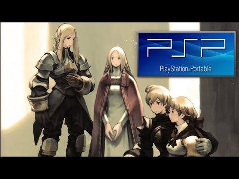 5 ЛУЧШИХ ТАКТИЧЕСКИ-RPG НА PSP(PPSSPP)