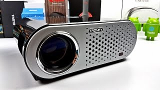 Tronfy TP90 - The $199 3200 Lumens HD Projector!