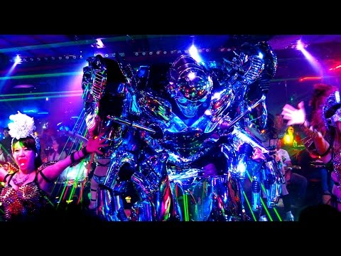 Robot Cabaret! (Tokyo Day 5 Part 2)