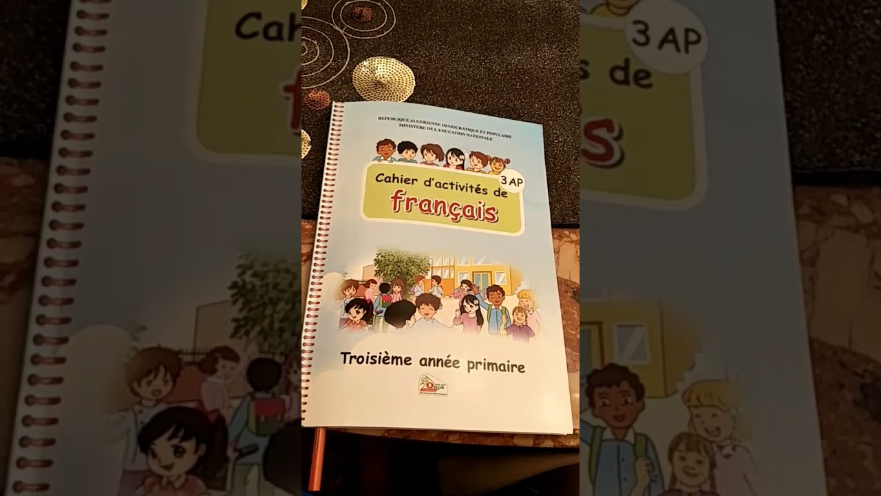 3 Ap Cahier D Activites Page 29 Exercice N 1