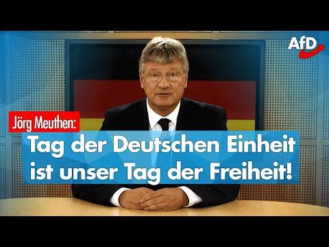 Unser Nationalfeiertag steht für Freiheit!   Jörg Meuthen
