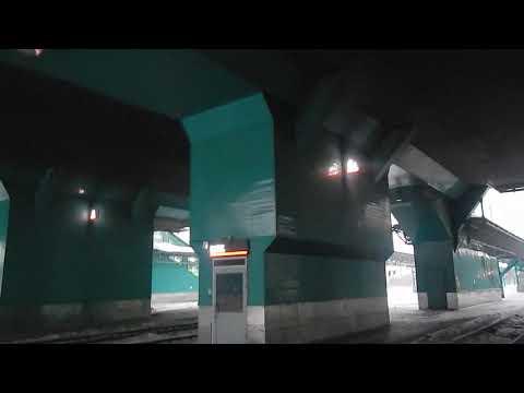 Самара | на перроне ЖД вокзала