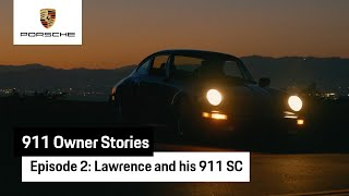 911 Owner Stories: Lawrence and his 911 SC