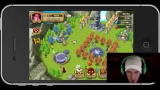 SUMMONERS WAR : Giants Keep Farming Basic Strategy