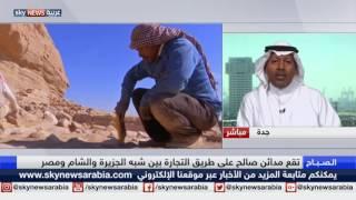 مدائن صالح في السعودية