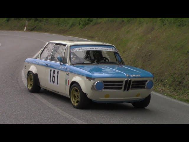 SCARPERIA GIOGO 2019 VITTORIO NOVO BMW 2002 TI