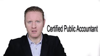 Certified Public Accountant  - Meaning | Pronunciation || Word Wor(l)d - Audio Video Dictionary