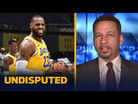 Chris Broussard lists 3 reasons why LeBron James is the most disliked NBA player | NBA | UNDISPUTED