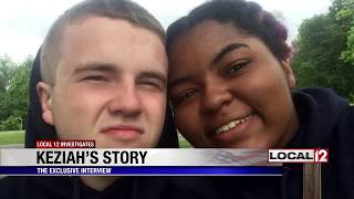 Girl severely injured on State Fair ride that killed her boyfriend speaks of her recovery