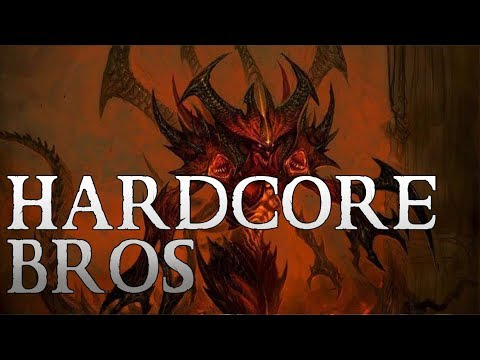 Diablo 3 - HARDCORE BROS Part 1 from YouTube · Duration:  3 hours 56 minutes 47 seconds