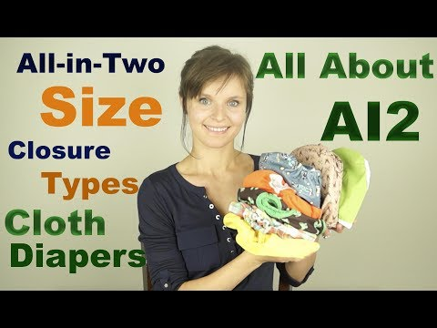 All in Two Cloth Diapers  AI2  - Cloth Diapering 101 ~ Faiths Attic ~