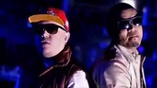 Nova & Jory Ft. Ñengo Flow - Cazador [Mucha Calidad] Official Video Mash-Up!
