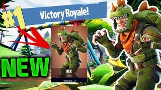 *NEW SKIN* 5 SOLO WINS TODAY #1 VICTORY ROYALE | FORTNITE BATTLE ROYALE