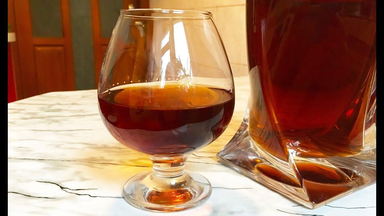 Как сварить из спирт коньяк