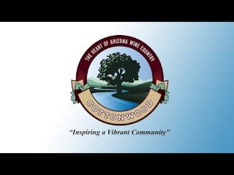 April 06 - 6pm: Cottonwood City Council Regular Meeting