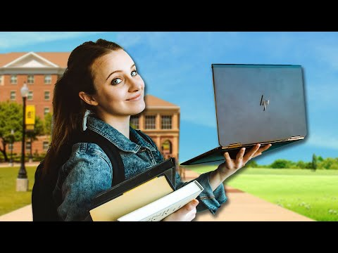 One Of The Best Laptops For STUDENTS | HP Spectre X360