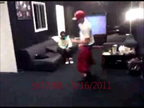 "R.I.P M-Bone (Tribute) ""Master Of The Dougie"""
