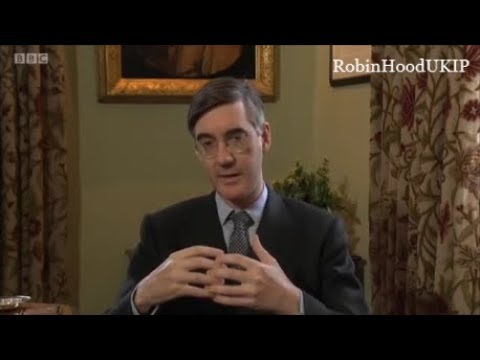 Jacob Rees Mogg talking about the Brexit Boom after we leave