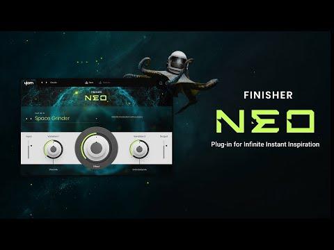 UJAM Instruments presents: Finisher NEO