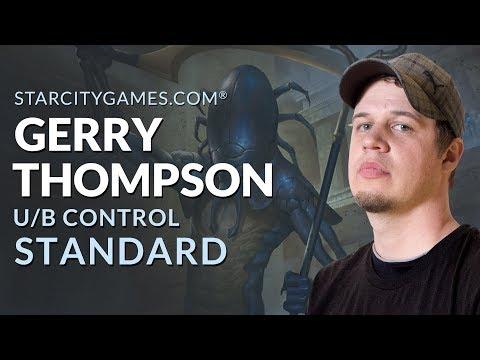 Standard: U/B Control with Gerry Thompson - Round 2