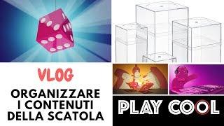 Vlog - Organizzare i contenuti del gioco - lo sproloquio di Daniele Playcool