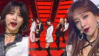 EXID - I LOVE YOU (Alive) @ Popular Inkigayo 20181202