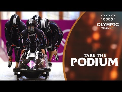 The emotional five-year wait for USA Bobsled to receive Sochi silver   Take the Podium