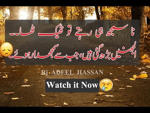 Most Heart Touching Urdu Quotations|encouraging quotes|inspirational quotes about life|Adeel Hassan|
