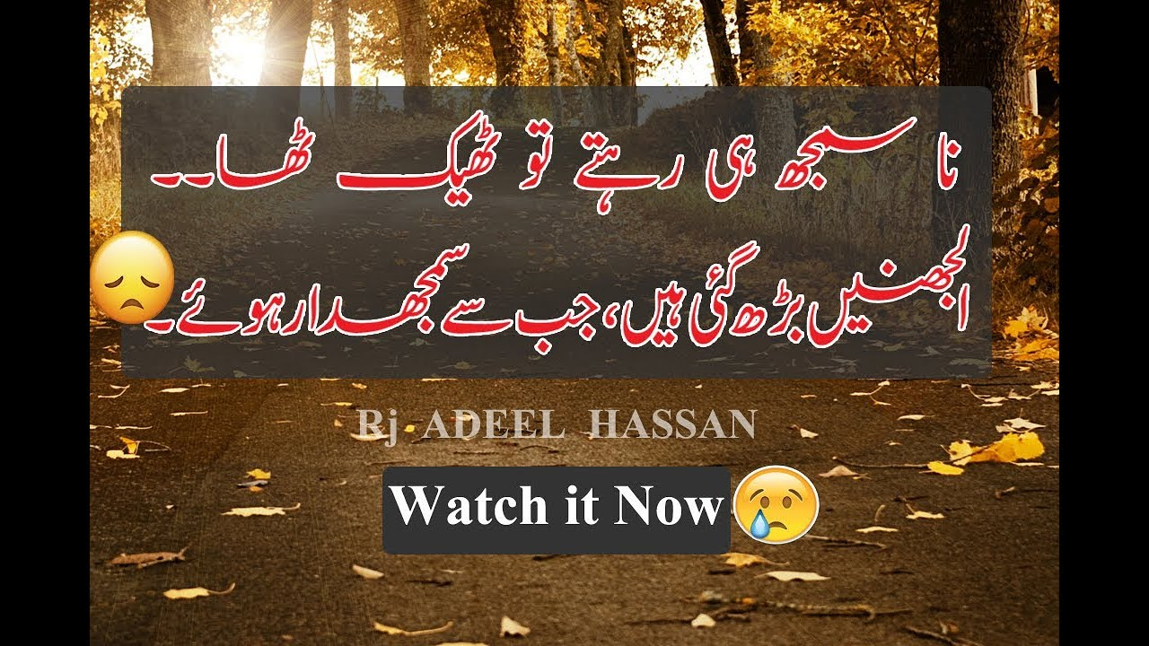 Most Heart Touching Urdu Quotationsencouraging Quotesinspirational
