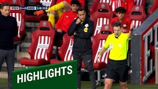 Samenvatting PSV - ADO Den Haag 4-0 (01-11-2020)