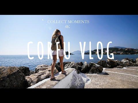 CORFU VLOG 4K | Greece costa cruise | DAY 3
