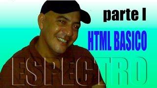 Como crear una pagina web con HTML parte 1