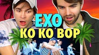 EXO(엑소) 'Ko Ko Bop' MV Reaction! [코코밥 반응 한글자막]
