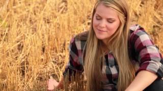 2015 Faces of Farming calendar October - Krista