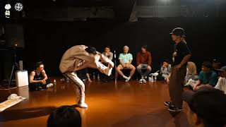【TOP4】TAKESHI vs GENKI │ BEATNUTS -BBOY BGIRL 1on1 BATTLE- │ FEworks