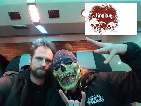 DR LIVING DEAD interview by Mattias @ De Verlichte Geest, Roeselare