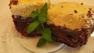 Betty's Bluegrass Cheesecake Brownies