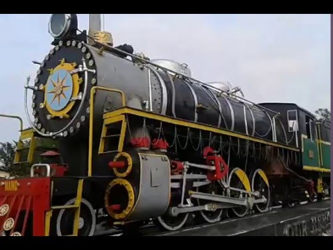 NJP Railway Station - New Jalpaiguri Junction - Bus Taxi & Auto Stand - Heritage Toy Train at NJP