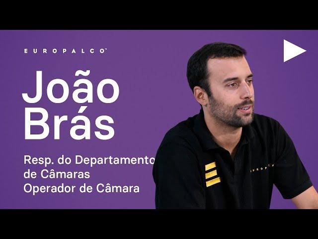 João Brás - Responsável Departamento de Câmaras