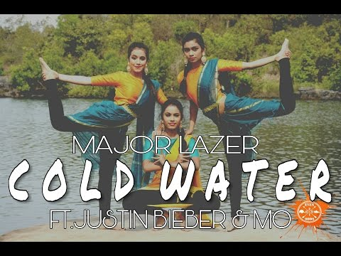 """""""COLD WATER"""" (Anirudh Remix)   Major Lazer   Even Odds Crew   Swetha Warrier Choreography"""
