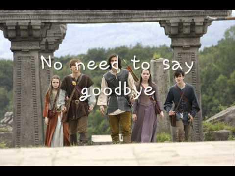 The Chronicles of Narnia: Prince Caspian - The Call by Regina Spektor with lyrics