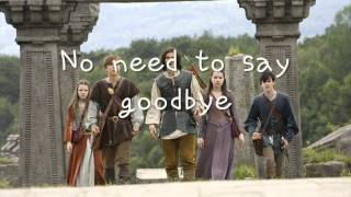 The Chronicles of Narnia: Prince Caspian - The Call by Regina Spektor with lyrics