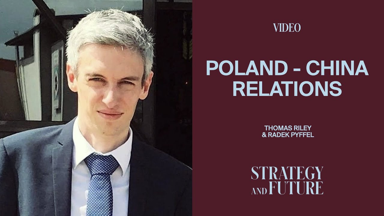 Radek Pyffel in discussion with Thomas Riley on Poland-China
