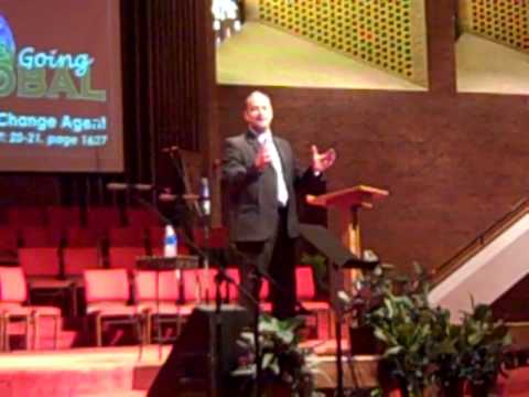 Preaching in Salem CHOG in Miami Valley, Oh (Clayton)
