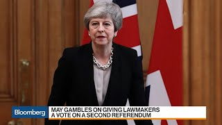 May's Latest Brexit Attempt Falls Flat
