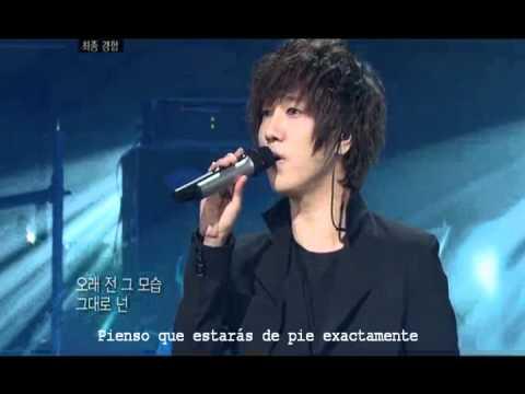 사랑할수록 'The More I Love You' [sub Español]  - 예성 (Yesung) @Immortal Song 2 KBS