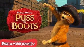 The Fishiest Tale | NEW PUSS IN BOOTS